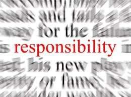 responsibility 1