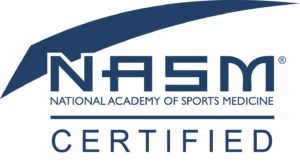 nasm certified logo