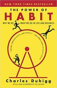 the power of habit book cover
