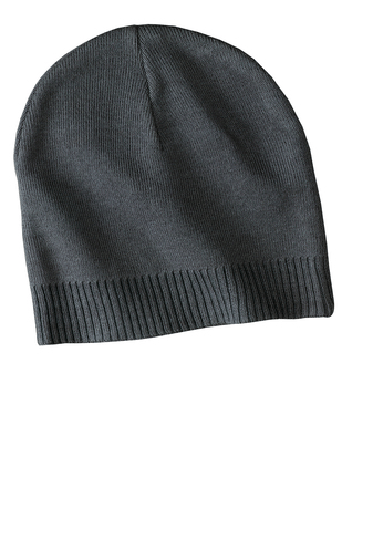 Black Colored Fleece Beanie