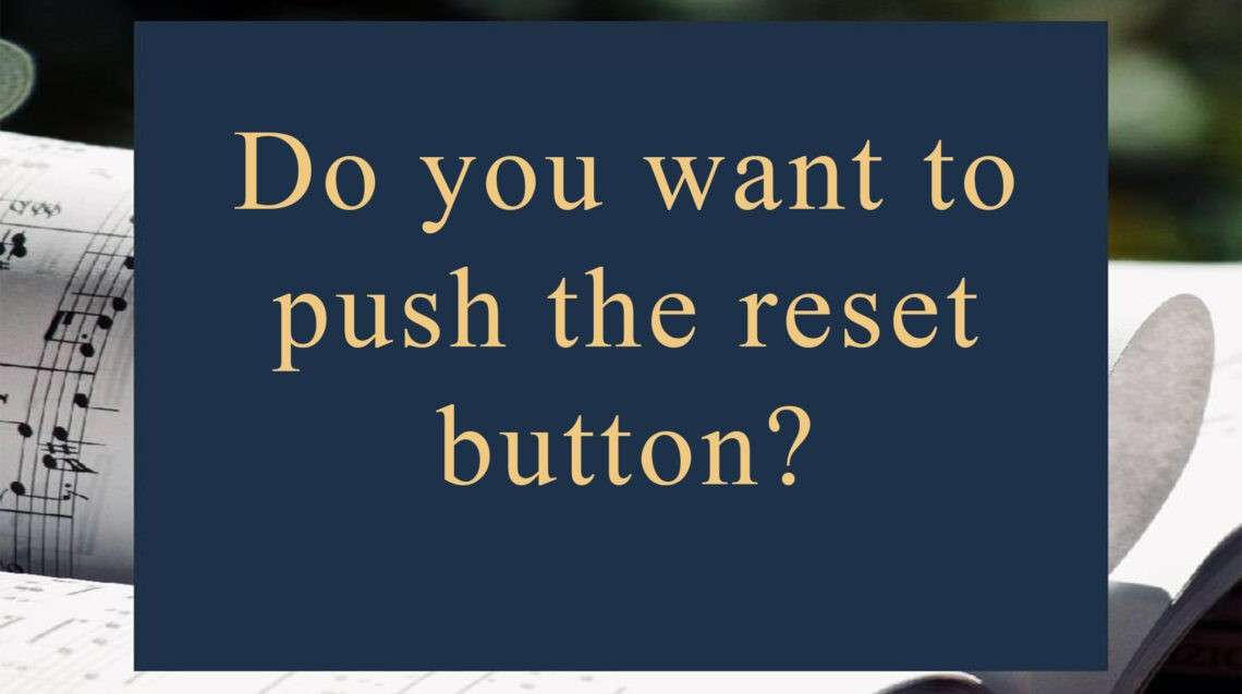 do you want to reset cover image