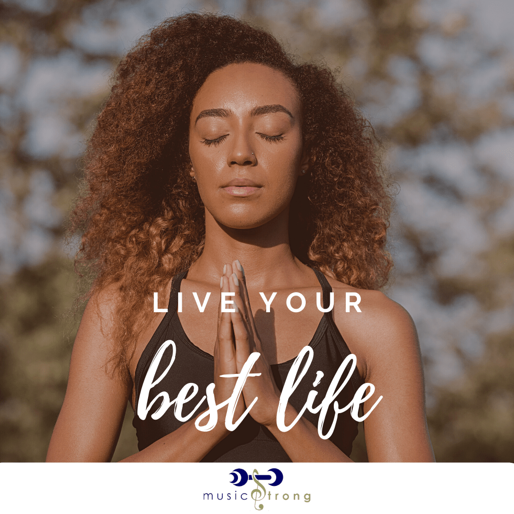 Live Your Best Life Poster