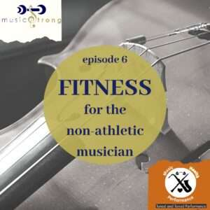Tuned and Strong Fitness for the non-athletic musician cover image