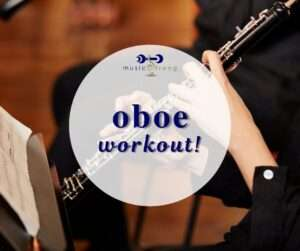 Oboe Workout Logo