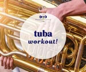 Tuba Workout Logo