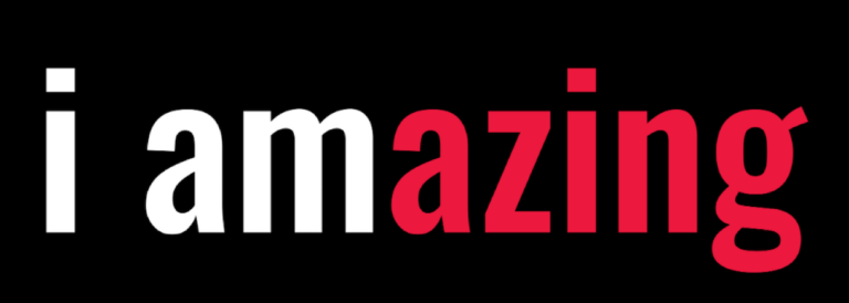 the stay amazing logo