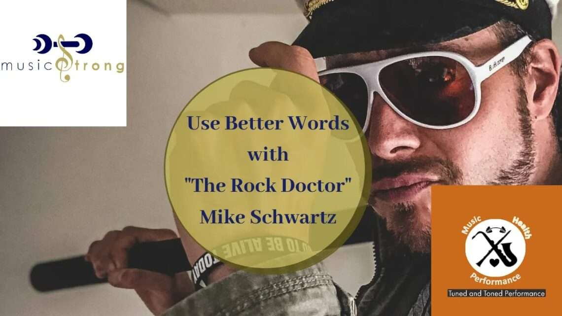Tuned and Strong Use Better Words Episode Image