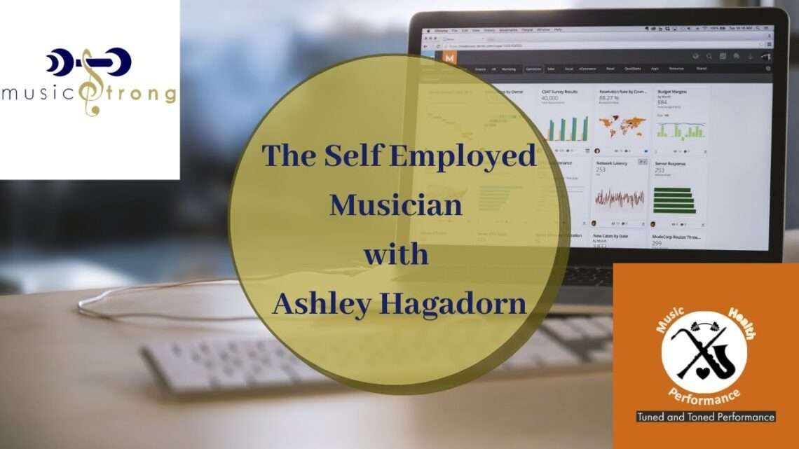 Tuned and Strong The Self-Employed Musician Episode Image