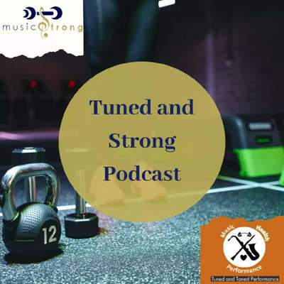 Tuned and Strong Logo