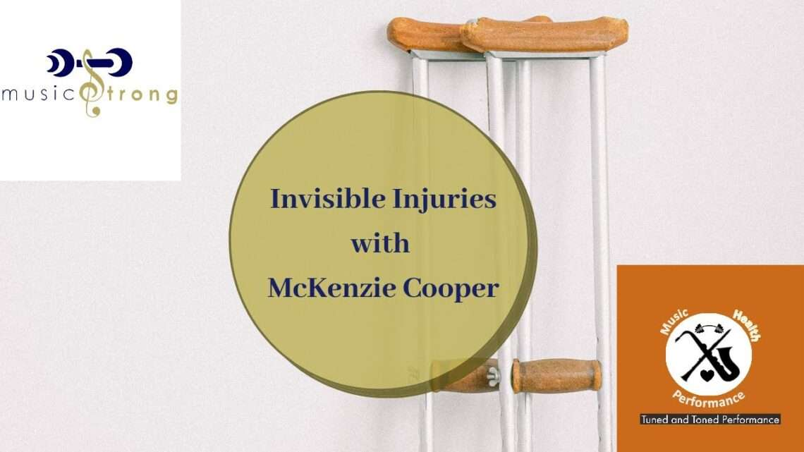 Tuned and Strong Invisible Injuries Episode Image