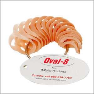 oval8 sizing set